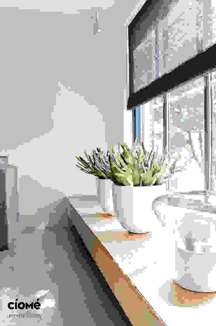 Private residence Minimalistische woonkamers van CioMé Minimalistisch
