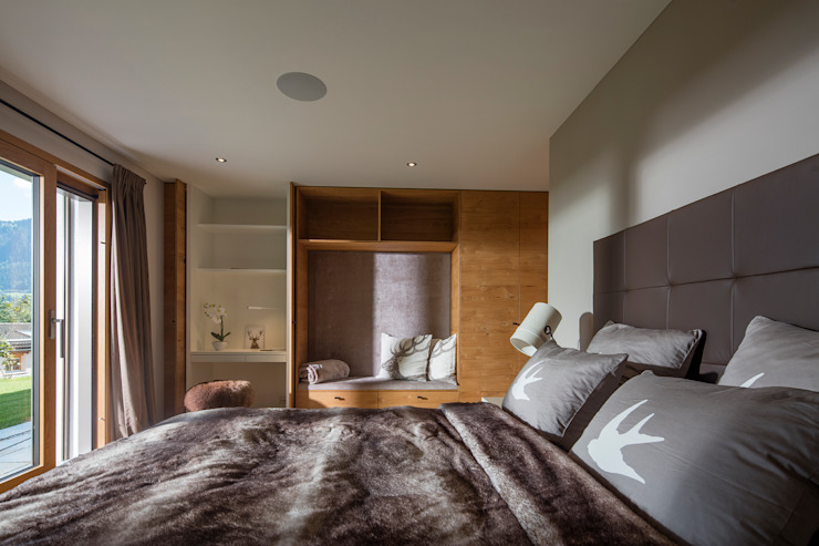 Bedroom by BAUR WohnFaszination GmbH