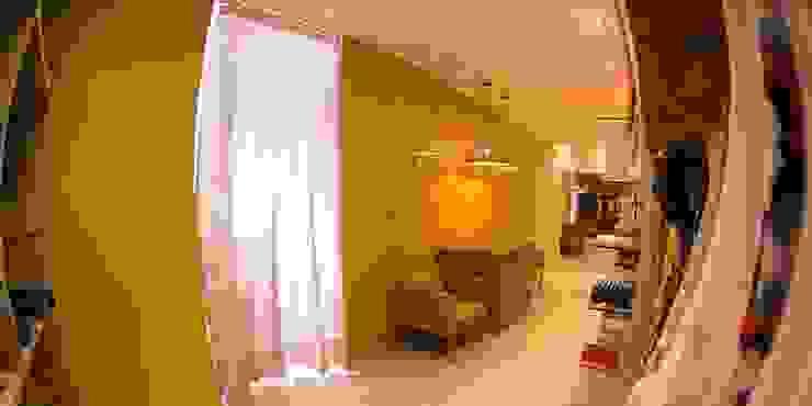 Офисы и магазины в рустикальном стиле от Elisa Vasconcelos Arquitetura Interiores Рустикальный
