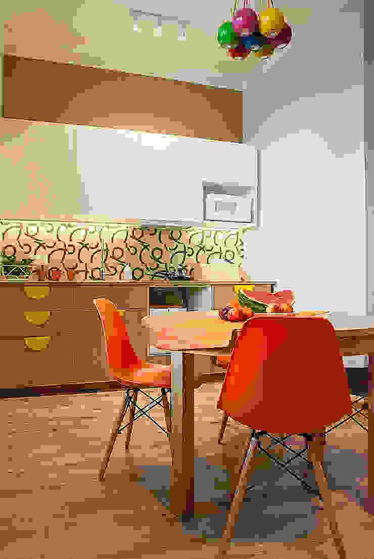 Cocinas de estilo moderno de Finchstudio Moderno