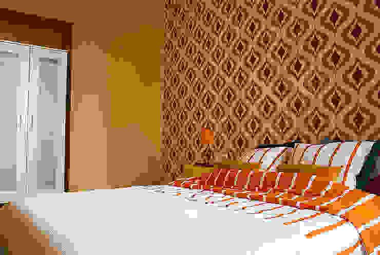 Dormitorios de estilo moderno de Finchstudio Moderno