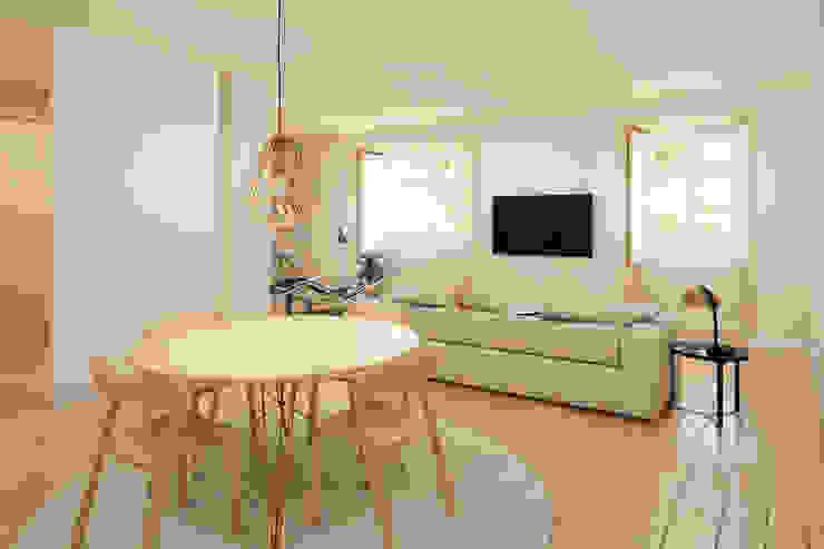 Imagem da Sala - zona de refeições Salas de jantar modernas por Pedro Serrazina Studio Moderno