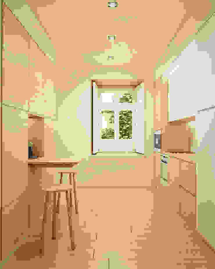 Imagem da cozinha Cozinhas modernas por Pedro Serrazina Studio Moderno