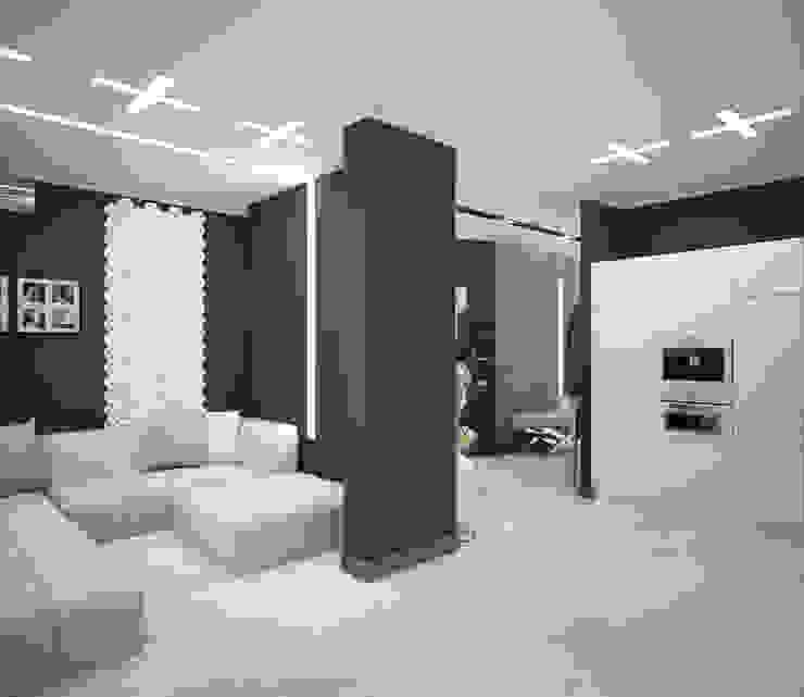 Moderne Wohnzimmer von Гурьянова Наталья Modern