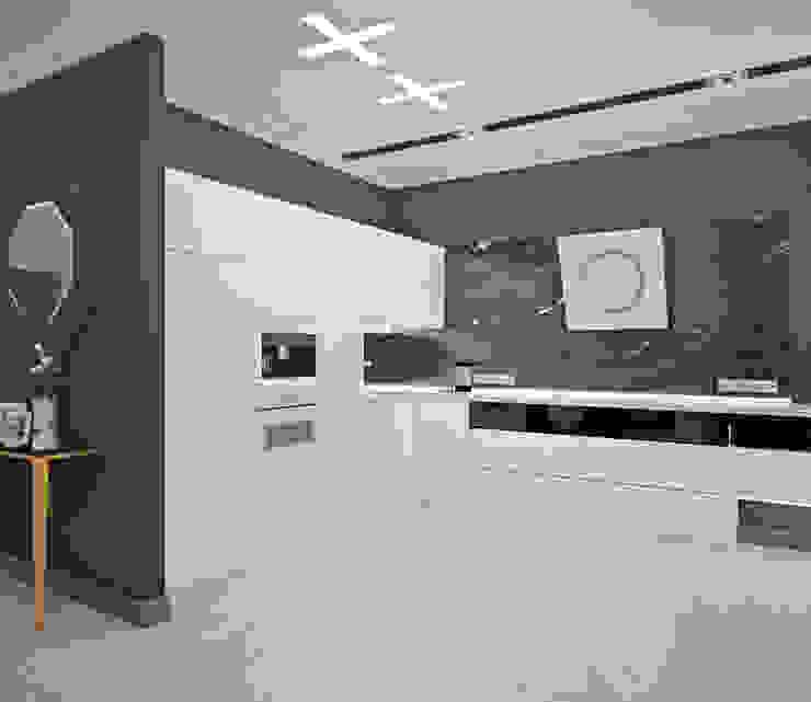 Moderne Küchen von Гурьянова Наталья Modern
