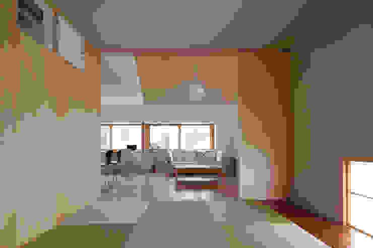 水石浩太建築設計室/ MIZUISHI Architect Atelier Chambre moderne