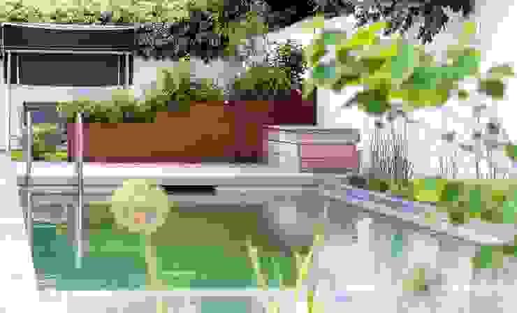 Garden by GARDOMAT - Die Gartenideenmacher, Modern