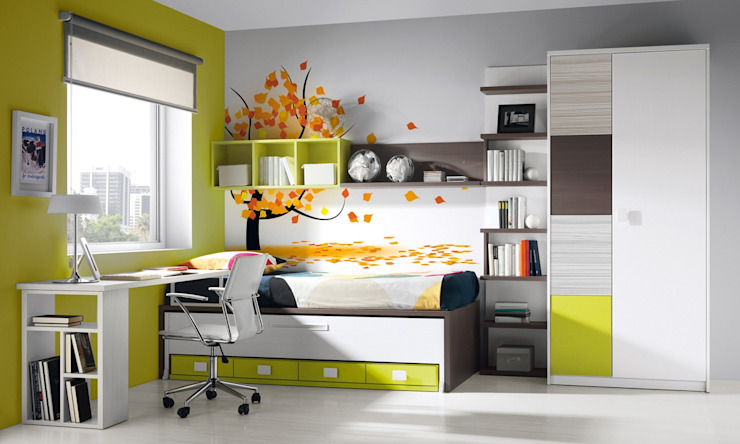 modern  by Muebles Soliño, Modern Wood Wood effect