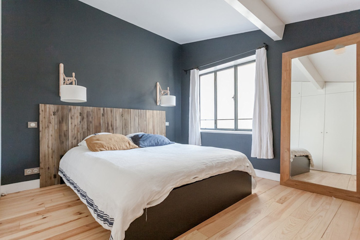 Slaapkamer door FORT & SALIER, Modern