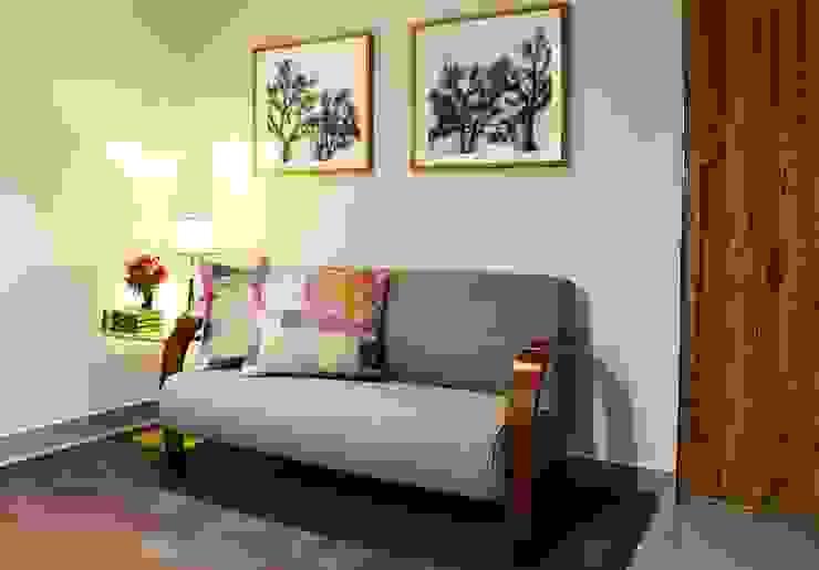 CONSULTÓRIO 22M² Clínicas modernas por Elisa Vasconcelos Arquitetura Interiores Moderno
