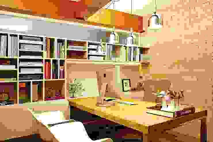by Elisa Vasconcelos Arquitetura Interiores Industrial