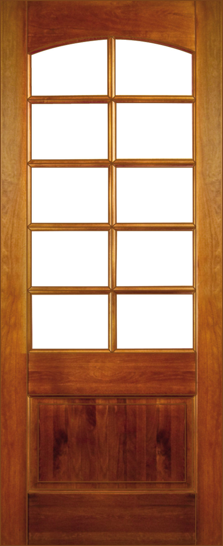 Ignisterra S.A. Classic windows & doors Wood Brown