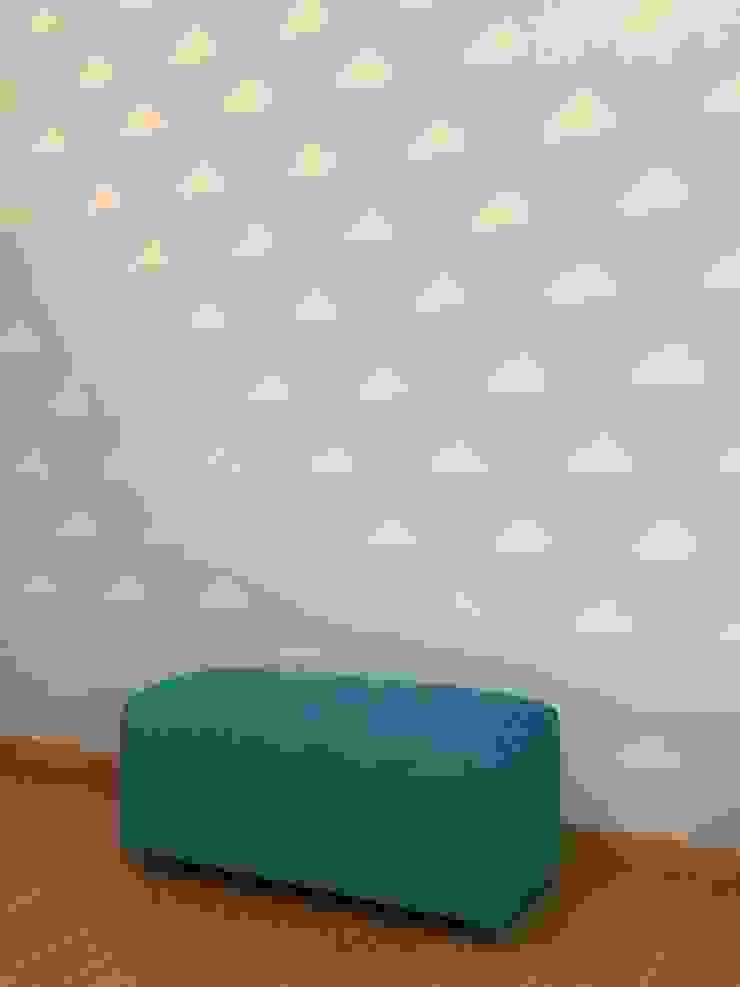 Dormitorios infantiles de estilo minimalista de BIANCHI ARQUITECTURA INTERIOR Minimalista Hormigón