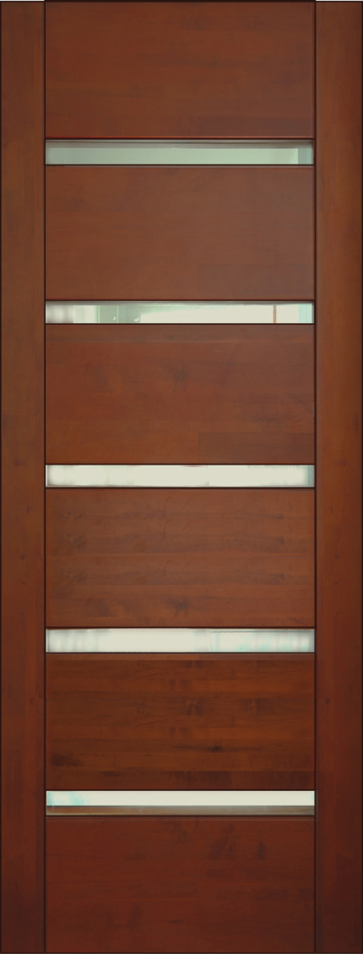 Ignisterra S.A. Modern windows & doors Wood Brown
