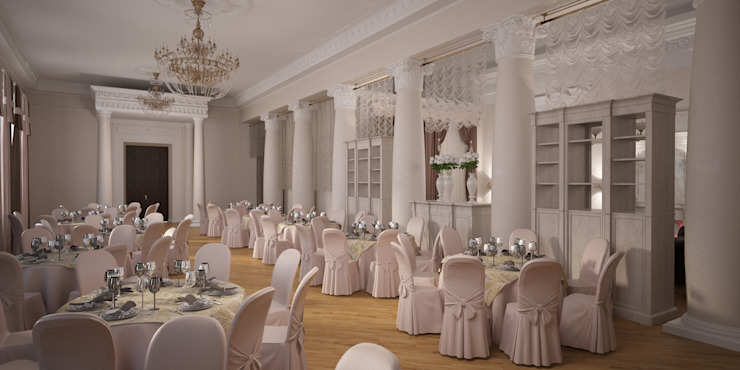 Classic style dining room by Indika-art Classic