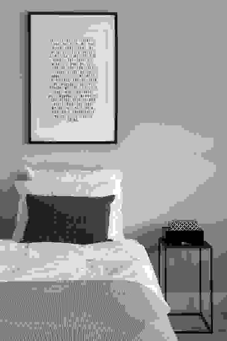 Eikelenburg Moderne slaapkamers van Studio Mariska Jagt Modern