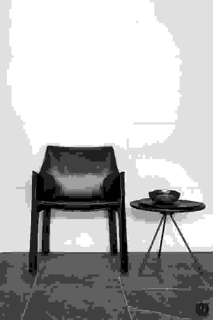 Eigen kantoor te Voorschoten Moderne studeerkamer van Studio Mariska Jagt Modern