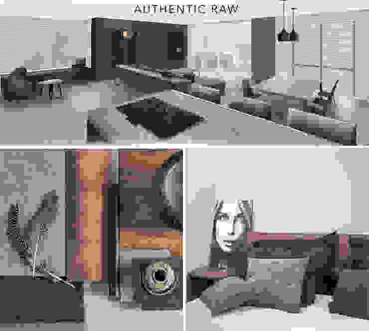 Vier woonstijlen voor vorm van Studio Mariska Jagt