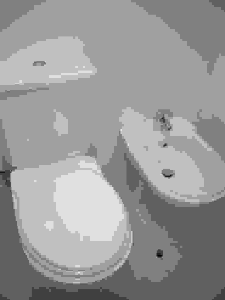 Atádega Sociedade de Construções, Lda 衛浴廁所 White