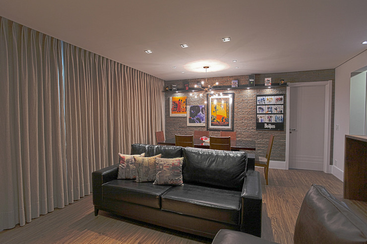 Classic style living room by Superstudiob Classic MDF