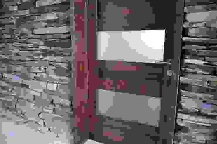 Janelas   por Ignisterra S.A. , Moderno Madeira Efeito de madeira