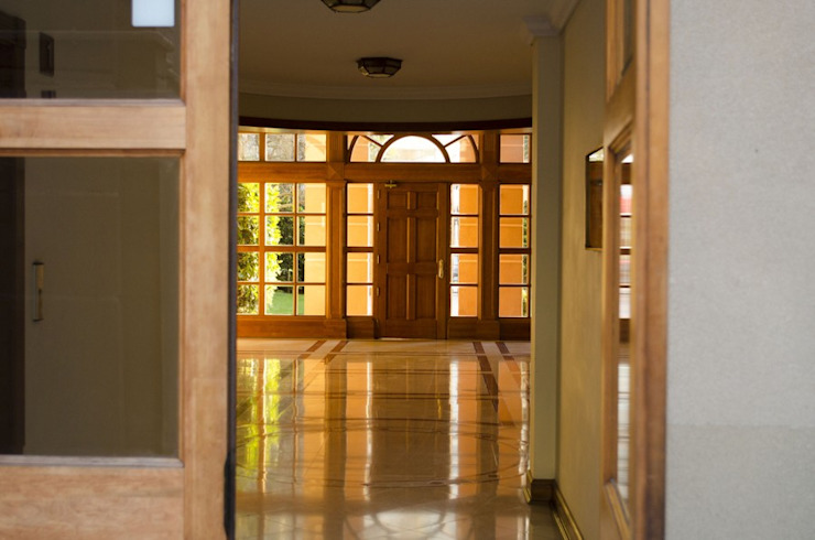 Ignisterra S.A. Classic windows & doors Wood Brown