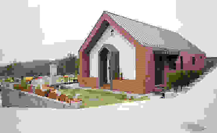 외부전경2: 건축사사무소 재귀당의  주택