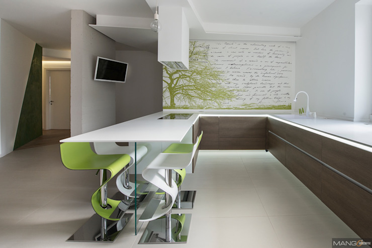 Mangodesign Modern kitchen