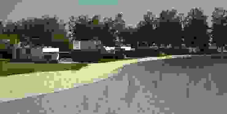 Casas de playa Casas modernas: Ideas, diseños y decoración de Nicolás Bello Moderno