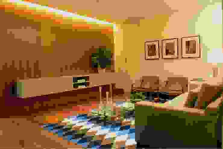 ESCRITÓRIO 320M² Edifícios comerciais modernos por Elisa Vasconcelos Arquitetura Interiores Moderno
