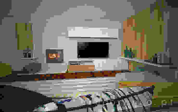 Modern Living Room by Areabranca Modern