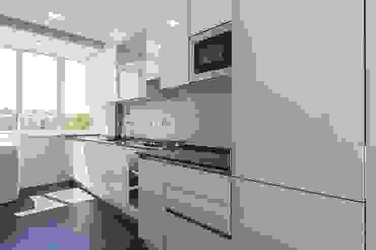Remodelação Total Apartamento T2 Benfica – LIsboa por FourHouse - Obras e Serviços