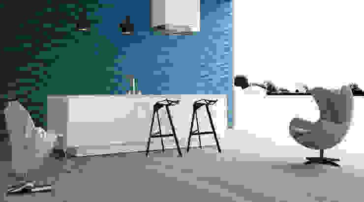 Cocinas modernas de Artpanel 3D Wall Panels Moderno