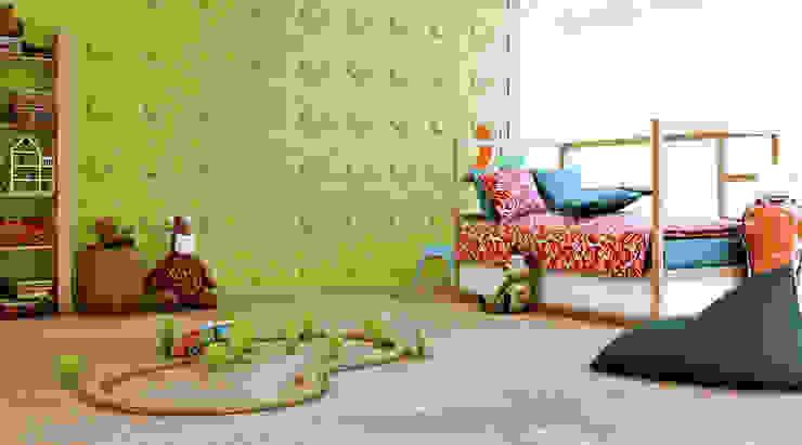 Dormitorios infantiles de estilo escandinavo de Artpanel 3D Wall Panels Escandinavo