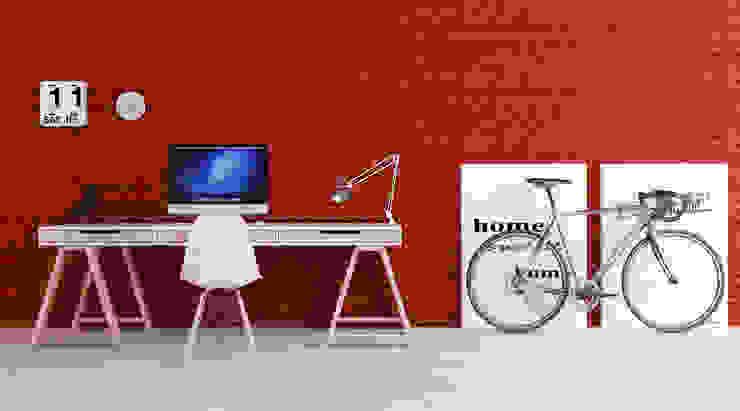 Estudios y despachos modernos de Artpanel 3D Wall Panels Moderno