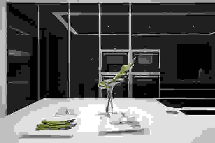 Cuisine minimaliste par FABRI Minimaliste