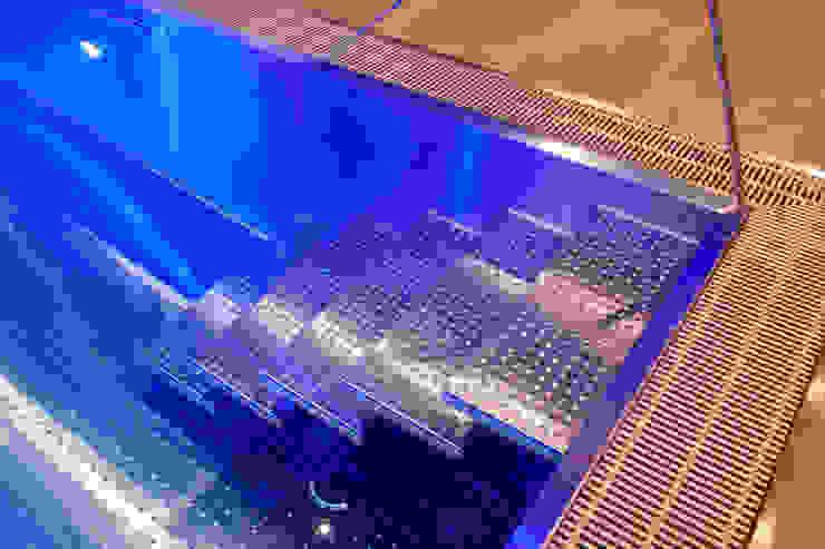 Hesselbach GmbH Pool Iron/Steel Metallic/Silver