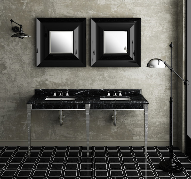 Bathroom by Devon&Devon UK,