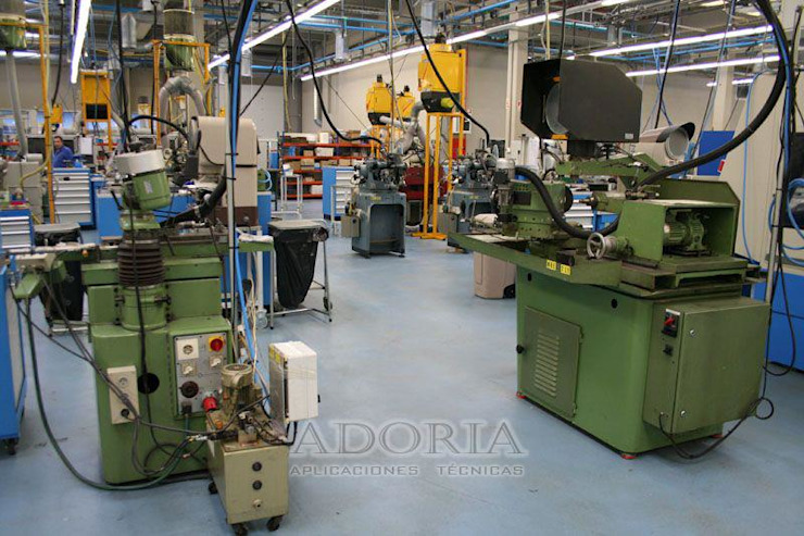 by Adoria Aplicaciones Técnicas Industrial