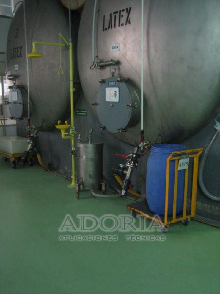 Pisos Industriales Hoteles de estilo industrial de Adoria Aplicaciones Técnicas Industrial