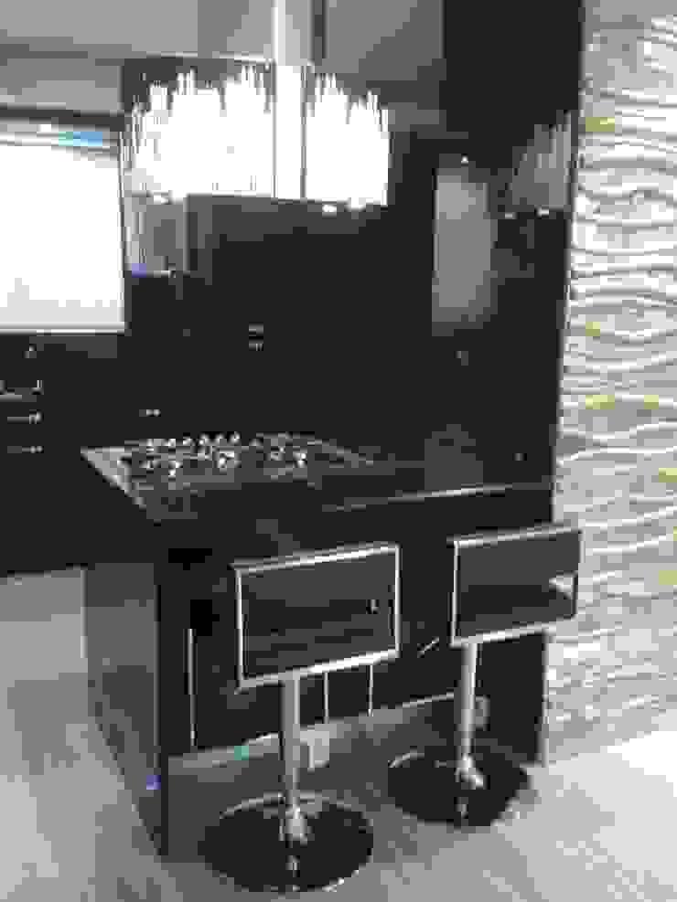 CelyGarciArquitectos Кухонні прилади Граніт Чорний