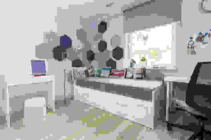 Nursery/kid's room by Kraupe Studio