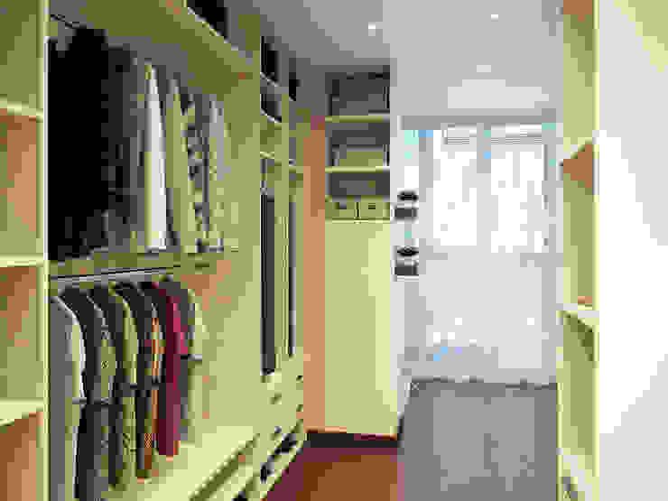 Alyona Musina Modern dressing room