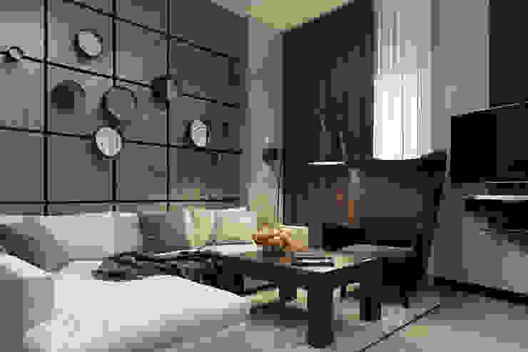 Alyona Musina Modern living room