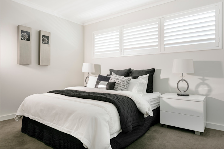 Guest Bedroom Dormitorios modernos de Moda Interiors Moderno