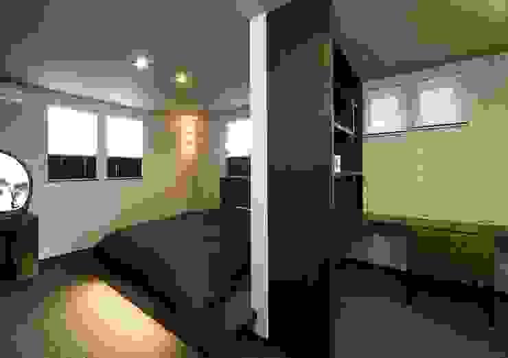 Asiatische Schlafzimmer von Franka Asiatisch