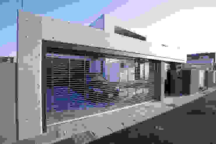 Casas modernas de Franka Moderno