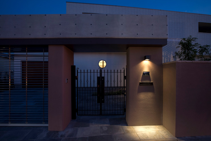 Modern style gardens by Franka Modern