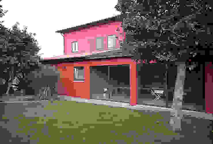 Casa em Lavra, Matosinhos Casas minimalistas por ASVS Arquitectos Associados Minimalista