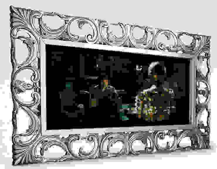 Mirror (Option TV) de Durius_ConceptDesign Moderno Madera Acabado en madera